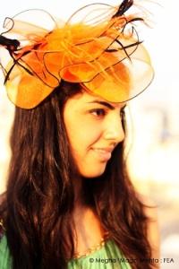Orange fedora @ Preciosa - 1400