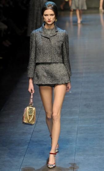 Dolce & Gabbana @ Milan Fashion Week