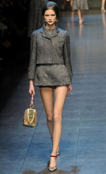 Dolce & Gabbana @ Milan Fashion Week