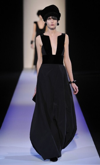 Giofgrio Armani @ Milan Fashion Week