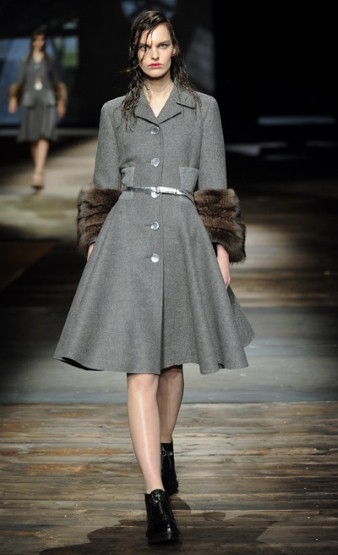 Prada @ Milan Fashion Week